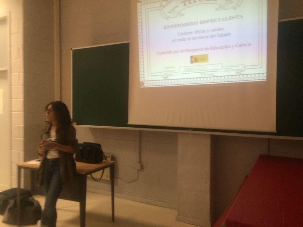 Sesion Informativa EIR 2017