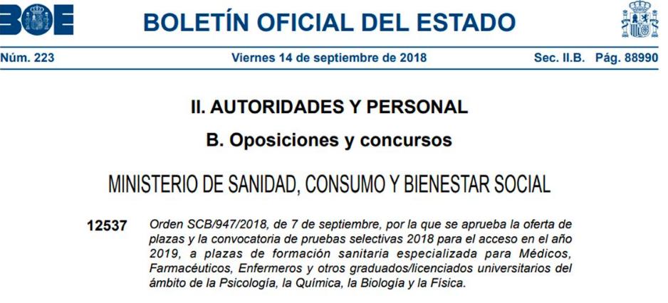 PublicaciónEIR 2019